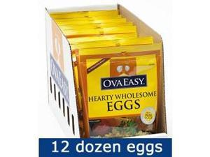 Ovaeasy Powdered Whole Eggs - Case (12 X 4.5 Oz Bags) -