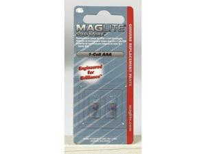 Maglite Solitaire Replacement Bulbs - 2 Pack -