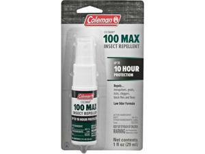 Coleman Max Deet Insect Repellant, 1-Ounce -