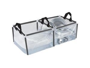 Coleman Pvc Double Wash Basin ,  -