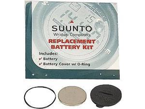Suunto Wrist-Top Computer Watch Replacement Battery Kit (Vector, Advizor, X-Lander, S-Lander, Altimax, Yachtsman, Mariner, ...