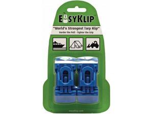 Easyklip 4104 Midi Tarp Clip, Blue -