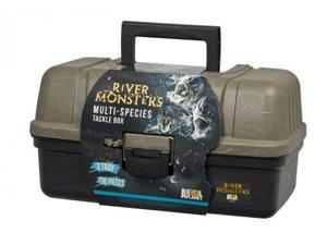 River Monsters 3 Tray Tackle Box With 135 Piece Basic Tackle - Rm 135 Piece 3 Tray Tackle Box