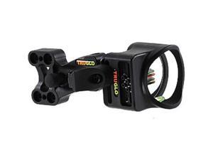 Truglo Carbon Xs 4 Pin Black Archery Sight - Carbonxs4Pin W/Light .19Blk