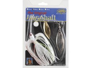 Stanley Vibra Shaft Spinnerbai - 3/8Oz Double Wil Bleeding Shad