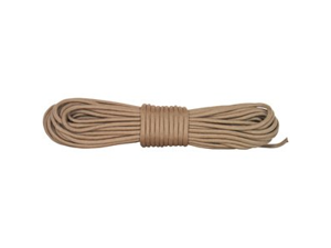 Desert Tan Nylon Braided Paracord - 50' Hank