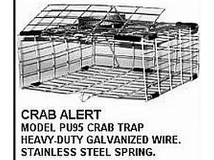 Cuba - Automatic Pop Up Crab Trap