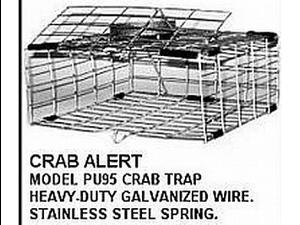 Cuba - Automatic Pop Up Crab Trap