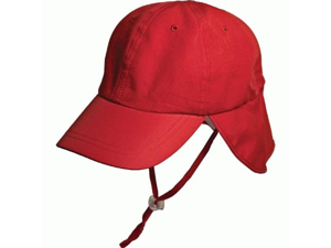 Dorfman Pacific 544698 Kids Nylon Flap Cap Asst
