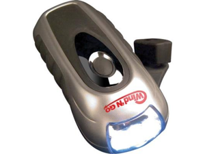 Wind 'N Go Flashlight