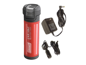 Coleman Cpx 4.5 Rechargeable Power CartridgeColeman Cpx 4.5 Rechargeable Power Cartridge