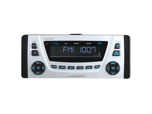 Boss Audio Systems - MR2180UA - Boss MR2180UA Marine CD/MP3 Player - 320 W RMS - iPod/iPhone Compatible - 1-1/2 DIN -