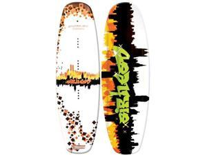 Kwik Tek -  Airhead Grafitti City Wakeboard, 143Cm - Kwik Tek
