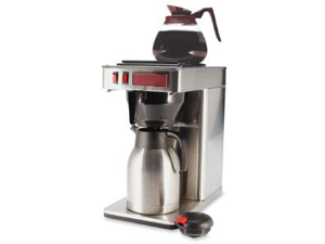 Coffee Pro OGFCPTB Stainless steel Thermal Institutional Brewer