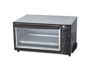 Coffee Pro CFPOG22 Black Toaster Oven