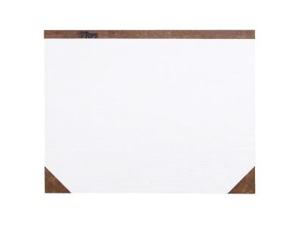 TOPS Quadrille Desk Pads Paper - White