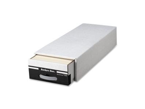 Fellowes Mfg. Co. FEL00302 Stor-Drawer Plus File- 9-.25in.x23-.50in.x4-.38in.- 12-CT- WE-BE