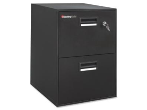 Sentry 2B2100B Fire File Cabinet