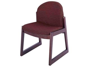 Safco 7930BG1 Urbane Armless Guest Chair