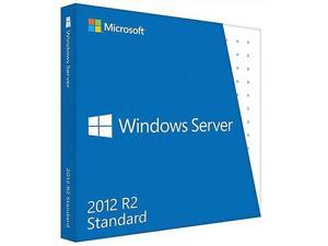 Microsoft Server Standard 2012 R.2 - 5 User CALs - Retail