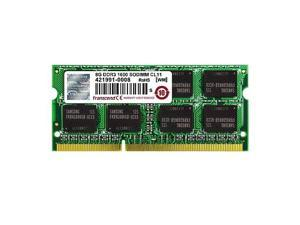 8gb 1600mhz Ddr3 204pin Sodimm Cl11 For Laptop Computers