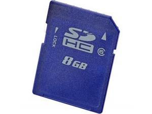 HP 8GB Secure Digital High-Capacity (SDHC) Flash Card