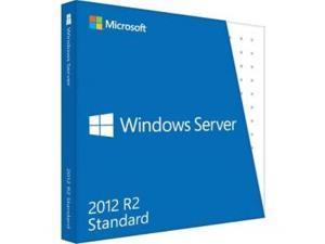 HP Microsoft Windows Server 2012 R.2 Standard ROK - English/French/German/Italian/Spanish
