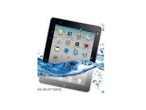 Seal Shield SBUMPERI3V2 Life Proof Shield Combo for iPad incl Life Proof Bumper Black