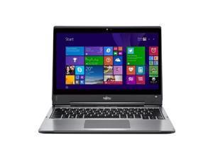 """Fujitsu LifeBook T935 SPFC-T935-W7D-001 Tablet Intel Core i5 5300U (2.30 GHz) 8 GB Memory 500 GB HDD Intel HD Graphics 5500 13.3"""" 1920 x 1080 Windows 7 Professional 64-Bit / Windows 8.1 Pro 64-Bit"""