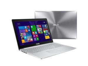 "ASUS Zenbook Pro UX501VW-XS74T Gaming Laptop Intel Core i7 6700HQ (2.60 GHz) 16 GB Memory 512 GB SSD NVIDIA GeForce GTX 960M 4 GB GDDR5 15.6"" 4K/UHD Touchscreen Windows 10 Pro 64-Bit"