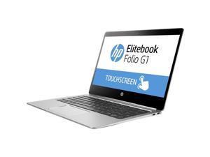 "HP EliteBook Folio G1 (W0R84UT#ABA) Ultrabook Intel Core M7 6Y75 (1.20 GHz) 256 GB SSD Intel HD Graphics 515 Shared memory 12.5"" Touchscreen Windows 10 Pro 64-Bit"