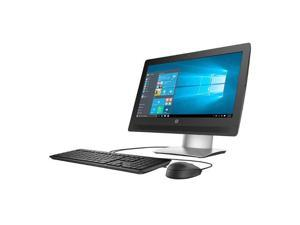 "HP All-in-One Computer ProOne 400 G2 (P5U54UT#ABA) Intel Core i5 6500 (3.20 GHz) 8 GB DDR4 500 GB HDD 20"" Touchscreen Windows 7 Professional 64-Bit (available through downgrade rights from Windows 10"