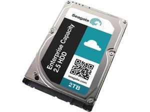 Seagate 2TB Enterprise Capacity 2.5 Internal Hard Disk Drive SATA 6.0Gb/s 7200 RPM 128MB Cache Model ST2000NX0303