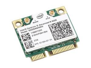 Intel Centrino 6205 IEEE 802.11n Mini PCI Express - Wi-Fi Adapter