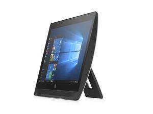 "HP All-in-One Computer ProOne 400 G2 (W5Y45UT#ABA) Intel Core i3 6th Gen 6100 (3.70 GHz) 4 GB DDR4 500 GB HDD 20"" Touchscreen Windows 7 Professional 64-Bit (available through downgrade rights from Win"