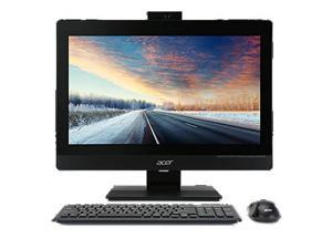 "Acer All-in-One Computer Veriton VZ4640G-I3610TZ Intel Core i3 6th Gen 6100 (3.70 GHz) 4 GB DDR4 500 GB HDD 21.5"" Touchscreen Windows 7 Professional"