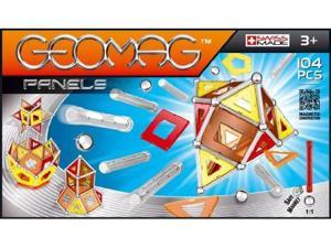 Geomag Construction Set Assorted Panels - 44 Piece
