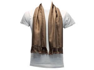 Men's Long Silk Formal Evening Scarf