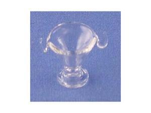 Dollhouse SMALL GLASS PUNCH BOWL