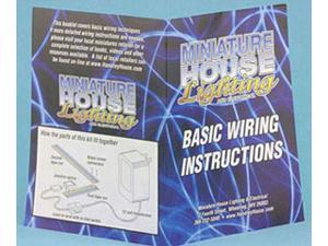 Dollhouse BOOKLET: BASIC WIRING INSTRUCTION