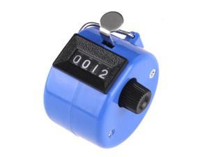 Golf Handheld Manual 4 Digit Number Tally Counter Clicker