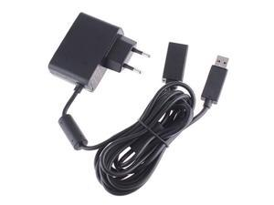 Power Supply Adapter Cable for Xbox 360 Kinect Sensor EU