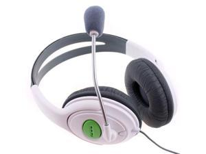 Live Headset Headphone W/Mic Microphone for Microsoft xbox 360