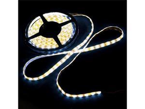 5M Waterproof 5050 SMD 300 Epoxy LED Strip Light White
