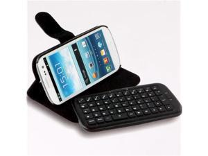 Wireless Bluetooth Keyboard Case Skin Cover for Samsung Galaxy SIII GT-i9300