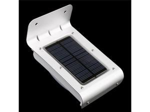 16-LED Sound Sensor Outdoor  Solar Light