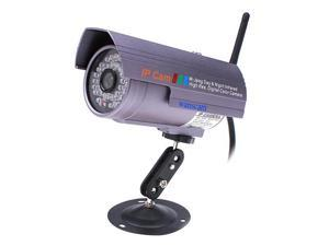 Wireless Outdoor Waterproof Nightvision IR WIFI IP Network Camera