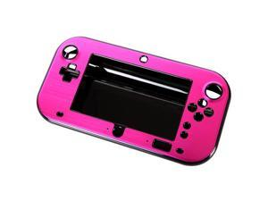 Rose Aluminum Case Cover for Nintendo Wii U Gamepad Remote Controller