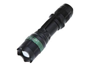 3W Adjustable Focus Beam CREE Q5 LED Flashlight Torch