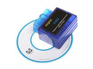 V2.1 Super Mini ELM327 Bluetooth OBD2 OBD-II CAN-BUS Diagnostic Scanner Tool